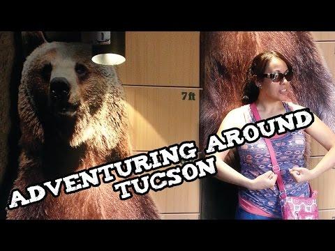 Adventuring Tucson