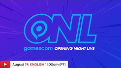 Gamescom 2019: Opening Night Live Stream