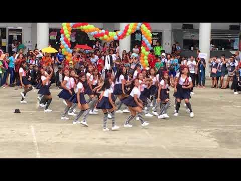 Lawaan NHS Dance Palabas - 11/27/2017