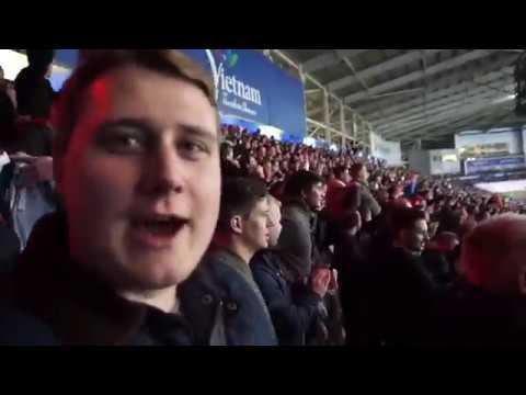 Groundhop at The Cardiff City Stadium - Cardiff City 0-2 Newcastle United - AMAZING AWAY DAY!