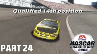 (Not On Pole!?) NASCAR 2005 Chase For The Cup Career Mode Part #24