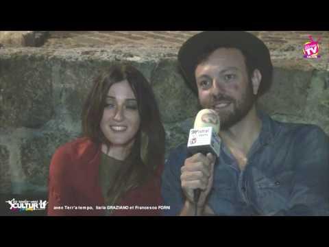 Festival Terr'a Tempo avec Ilaria Graziano et Francesco Forni