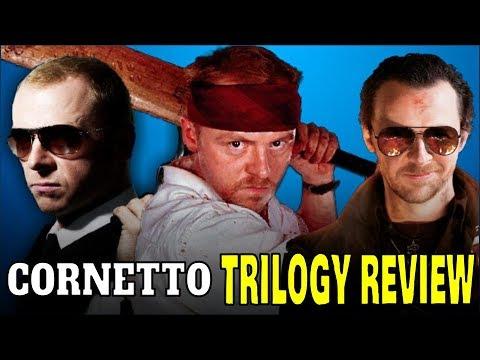 The Cornetto Trilogy - Review (w/ Dan Murrell!)