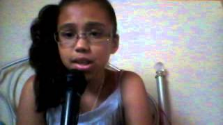 Me singing play it again by Becky G