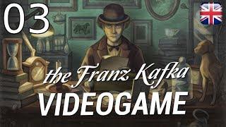 The Franz Kafka Videogame - [03/04] - [Act 3: A Report to an Academy] - English Walkthrough