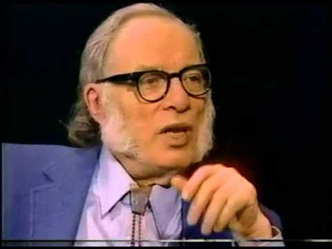 Isaac Asimov Interview 1985