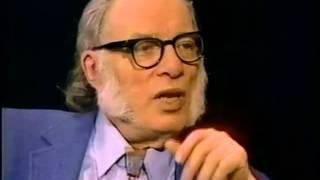 Isaac Asimov Interview 1985