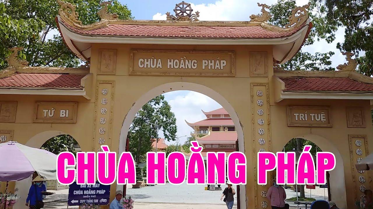 Chùa HOẰNG PHÁP - Hóc Môn - Tp.Hồ Chí Minh - Việt Nam