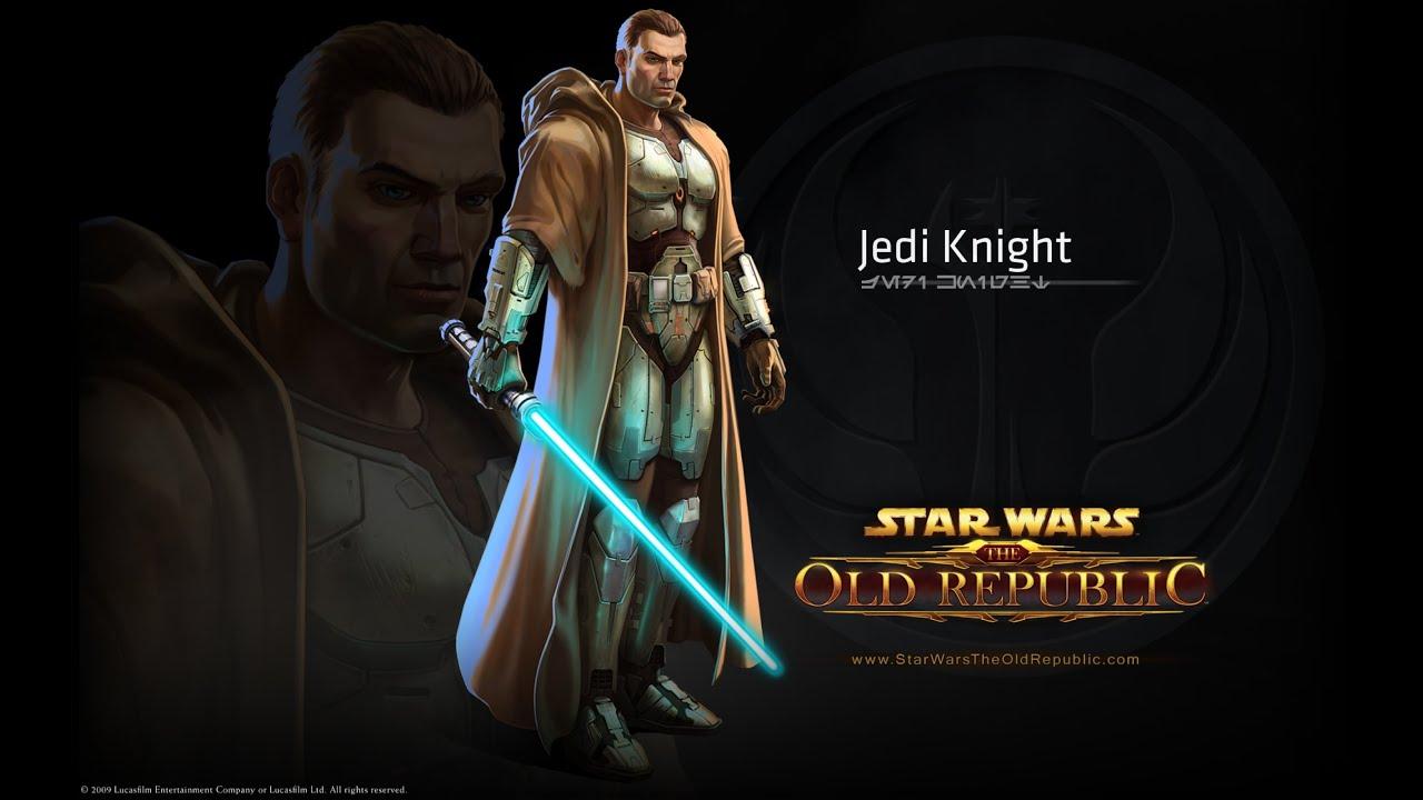 Jedi Knight Tribute [SWTOR]