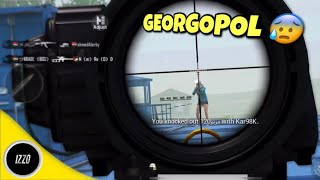 Georgopol Is Always Crowded😰| PUBG Mobile!