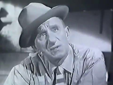 Jimmy Durante, September Song, 1954 TV