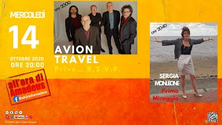 #20e00 Avion Travel | #20e40 Sergia Monleone