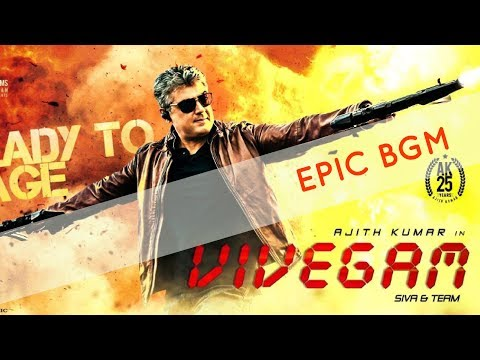 Vivegam Movie Bgm
