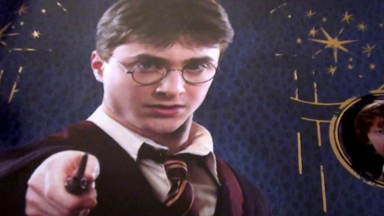 Книги Гарри Поттер - YouTube