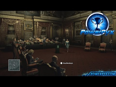 Hitman - Meeting the Reaper Trophy / Achievement Guide (The Mysterious Mr. Reaper Challenge)