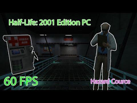 Half Life: 2001 Edition PC (Hazard Cource) #1