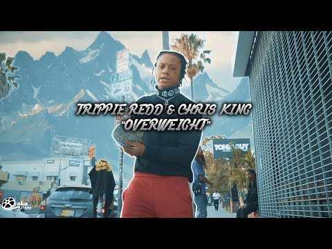 "Trippie Redd - ""Overweight"" Ft. Chris King (Official Music Video)"