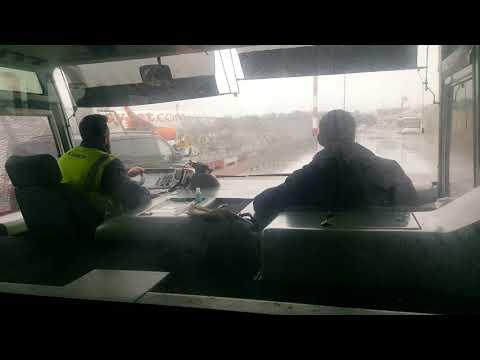 (HD) Onboard Malta Airport Cobus 3000 5 23/02/2018