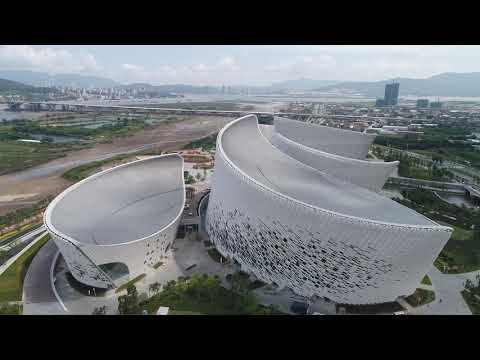 PES-Architects | Fuzhou Strait Culture And Art Centre