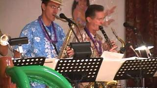 "NEW BRASS EXPRESS AT W.P.B. HAWAIIAN DANCE""MY SWEETHEART MEDLEY"""