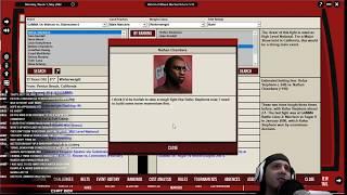 MMA MMonday - WMMA 5 - Stream 1
