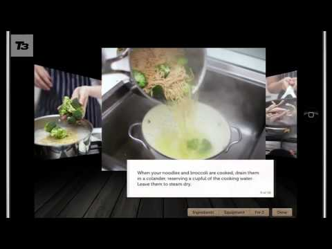 Jamie Oliver Recipes App For Ipad,iphone And Android