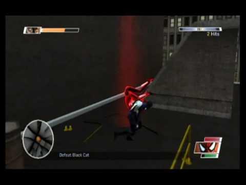 Spider-Man: Web of Shadows Walkthrough Part 13 (Wii)