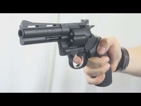 (Airsoft) Colt Python King Arms/Cybergun