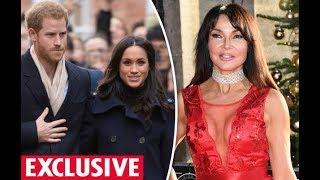 Prince Harry's fiancee is Diana's 'superfan' said pal Lizzie Cundy