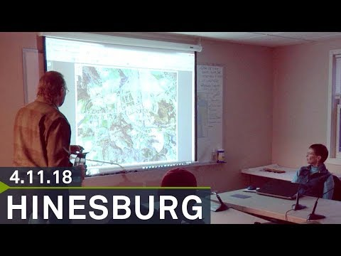 Hinesburg Planning Commission: April 11, 2018