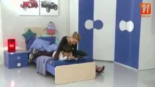 видео детские кровати для мальчиков купить