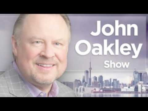 Richard Ciano talks Doug Ford approval ratings on the John Oakley Show