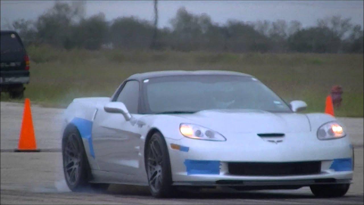 world 39 s fastest zr1 corvette texas mile style youtube. Black Bedroom Furniture Sets. Home Design Ideas