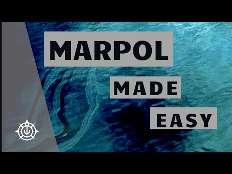 MARPOL Introduction | Sea Shell Shore