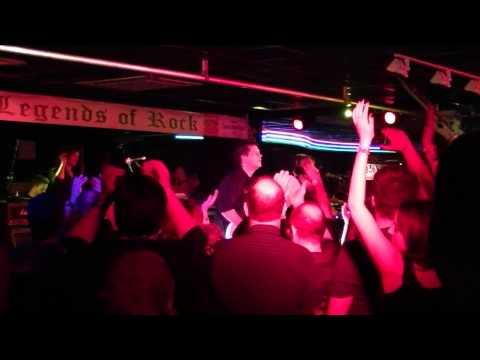 Don't Stop Believing by A Foreigners Journey 10/03/12 @ Legends of Rock, Great Yarmouth.