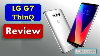 LG G7 ThinQ Review With Specs - Features and Concept