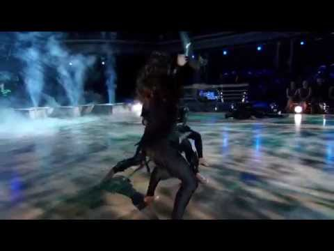 Willow & Mark's Contemporary  Dancing With the Stars Season 20, Week 4.