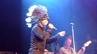 HD - Jamiroquai - Virtual Insanity @ Nova Jazz & Blues Night 2010 in Wiesen (Austria)
