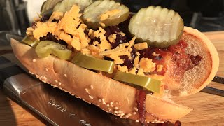 LinsDog - BBQ rockt von Wien bis Berlin - der etwas andere Hot Dog