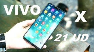 VIVO X21 UD - Смартфон будущего ...