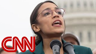 Ocasio-Cortez calls out Dems who supported GOP amendment