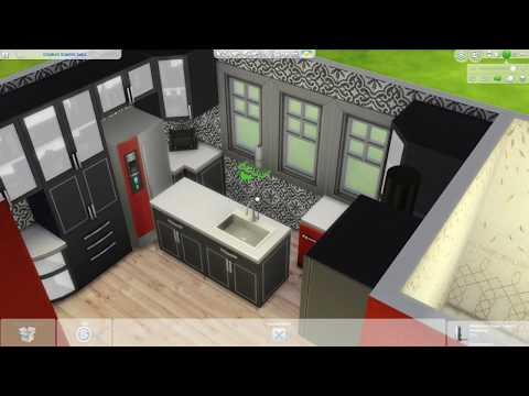 Furnishing Couples Starter Home| The Sims 4|CC