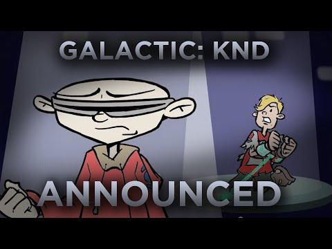 Galactic: Kids Next Door - ANNOUNCED!