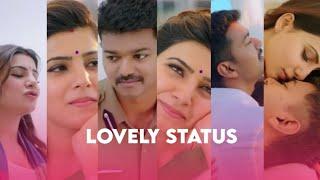 love mashup tamil whatsapp status 💞 unnale en jeevan theri song whatsapp status   Love AmtCreations
