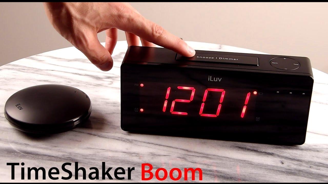 iluv shake and wake manual