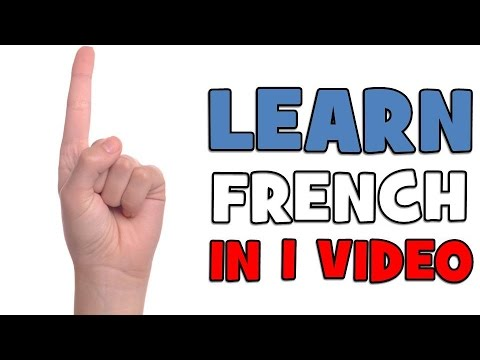 Master ALL the French tenses with ONE video