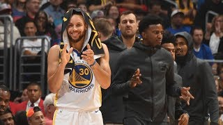 Durant, Klay Combine 65 Points Game 4 vs Clippers! 2019 NBA Playoffs