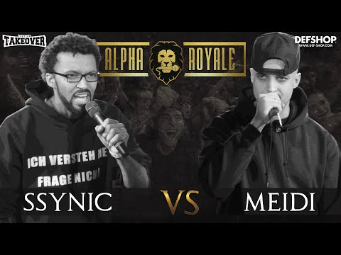 Ssynic vs. Meidi | ALPHA ROYALE FINALE TOPTIER TAKEOVER on YouTube
