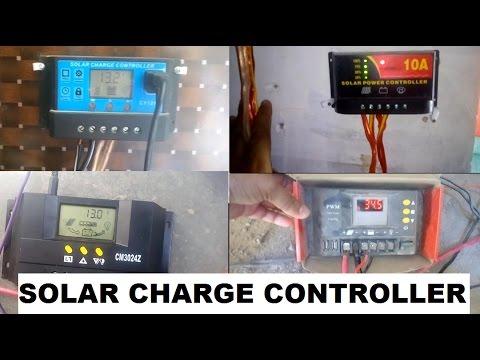 Solar Charge Controller Detail Part 1(سولر چارج کنٹرولر کیا ہے اور اسے کس طرح لگاتے ہیں)