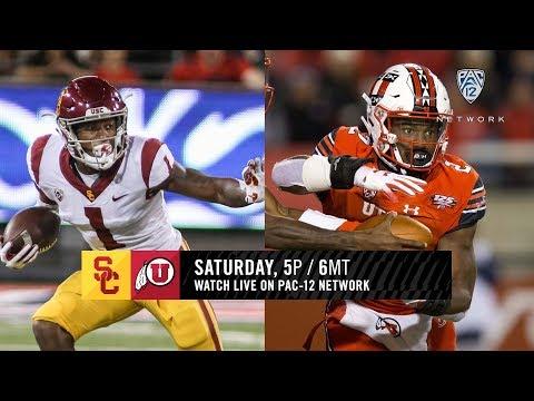 USC Trojans vs Utah Utes updates: Live score, TV channel & how to watch live stream online